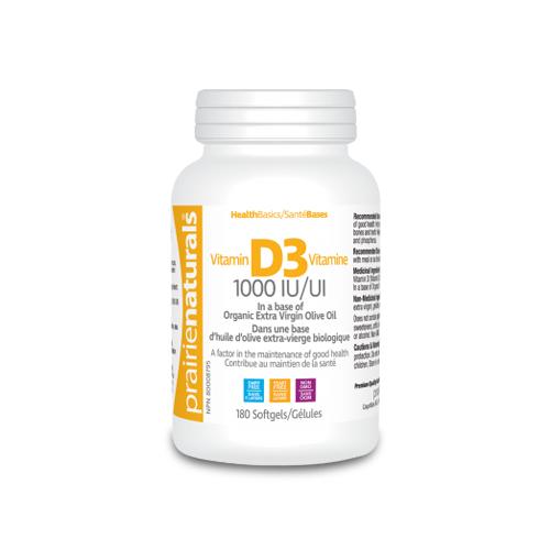 Forte D3 vitamin - 180 kapszula