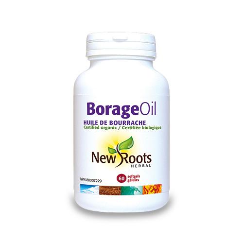 Borage Oil (Tiszta Borágó olaj)