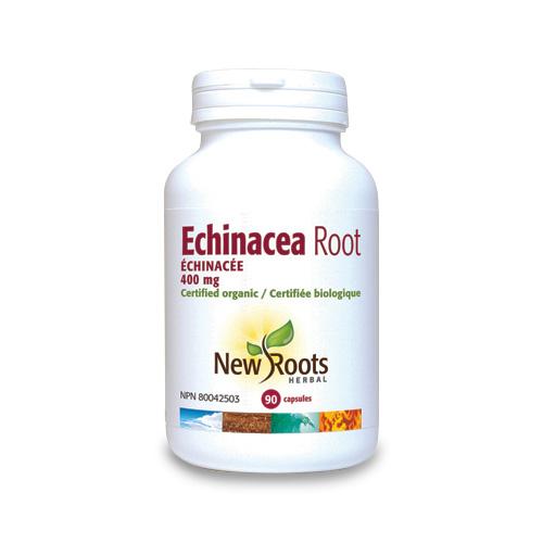 Echinacea Root Forte 400 mg - 90 növényi kivonat kapszula