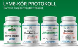 Lyme-kór protokoll