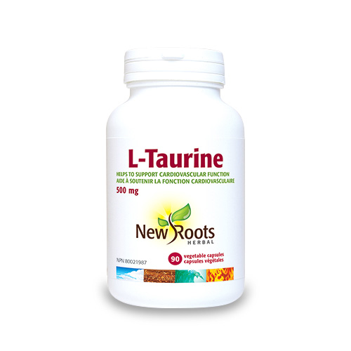 L-taurin (L-taurine), New Roots Herbal