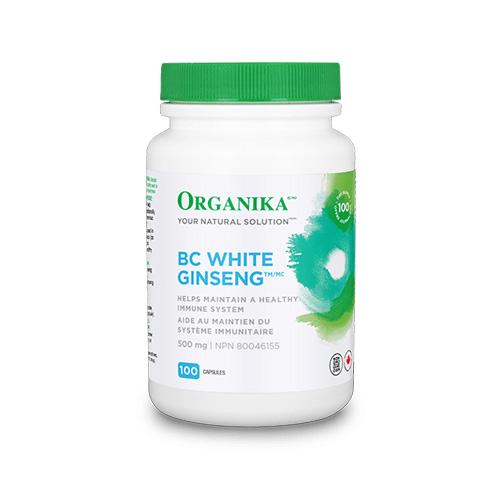 BC fehér ginseng