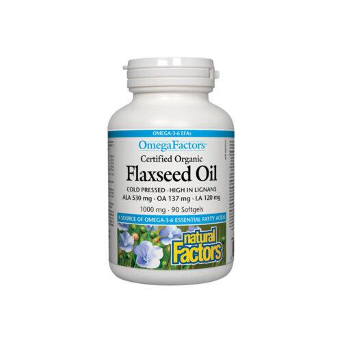Canadian Flaxseed Oil (kanadai lenmagolaj)