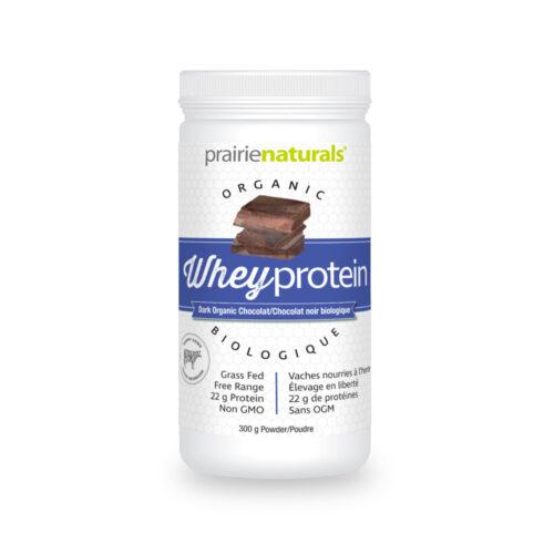 Organic Whey Protein - fekete csokoládé ízesitéssel