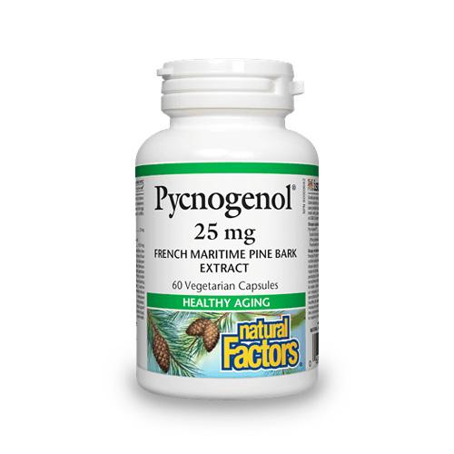Pycnogenol - 25 g -60 kapszula