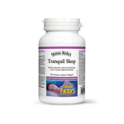TRANQUIL SLEEP STRESS-RELAX - nyugodt alvás