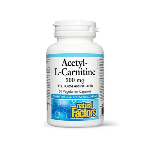 ACETIL-L-CARNITINE (ACETIL-L-KARNITIN) 500 MG