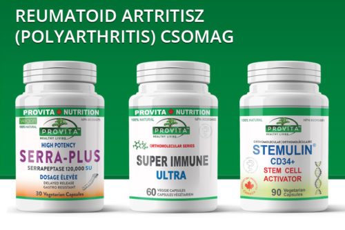 Reumatoid Artritisz (Rheumatoid Polyarthritis) csomag