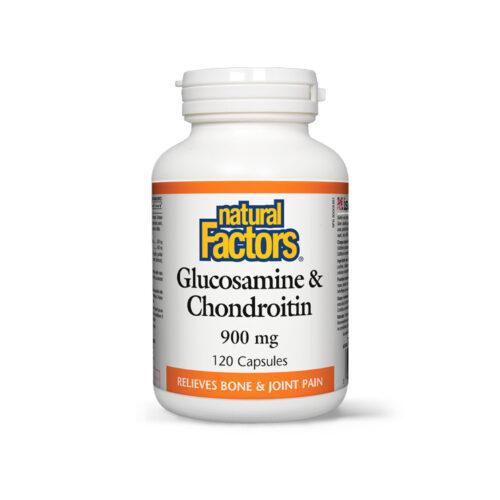 GLÜKÓZAMIN & KONDROITIN SZULFÁT (GLUCOSAMINE & CHONDROITIN SULFATE)