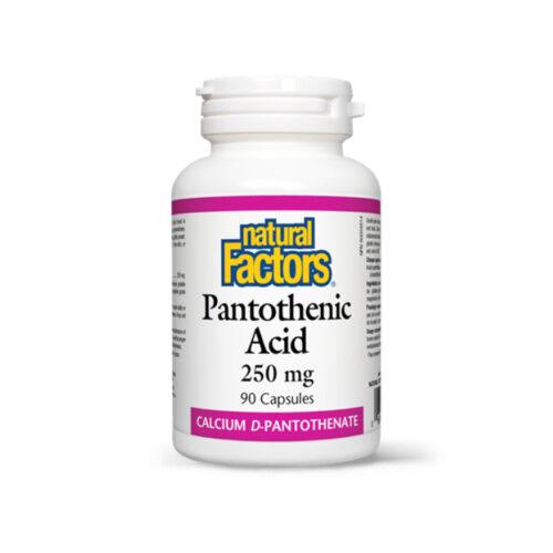 Pantoténsav (B5 vitamin)