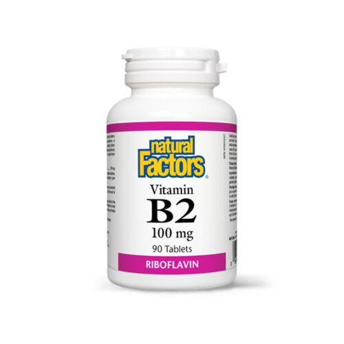 B2 VITAMIN (RIBOFLAVIN)
