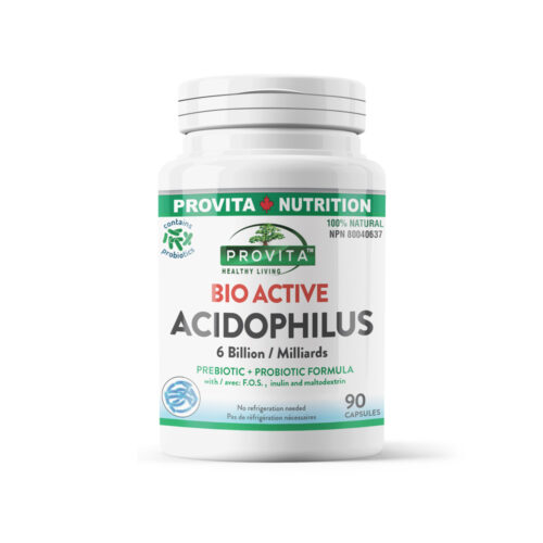 Bio-aktív Acidophilus - 90 kapszula
